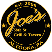 Joe's 58th Street Grill & Tavern: 5820 6th Ave, Altoona, PA