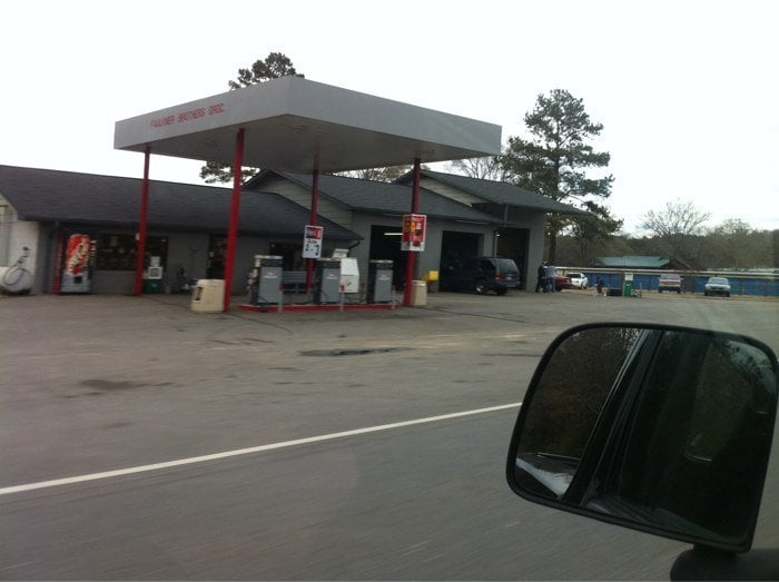 Faulkner Brothers Grocery and Service Station: 4901 Choccolocco Rd, Anniston, AL