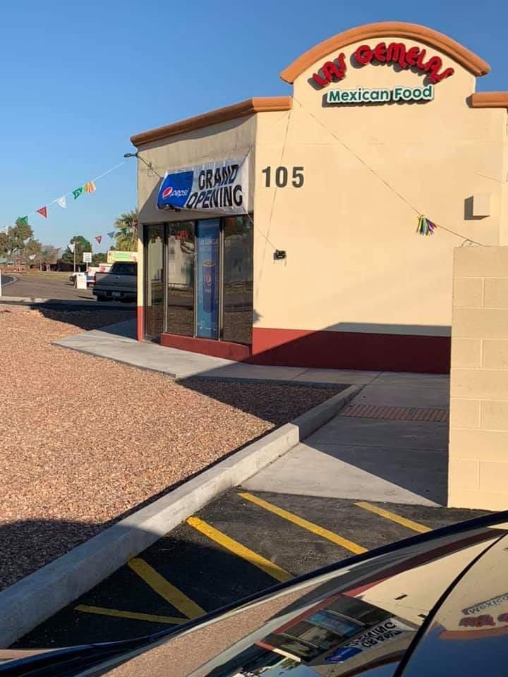 Las Gemelas Mexican Food: 105 E MC85, Buckeye, AZ