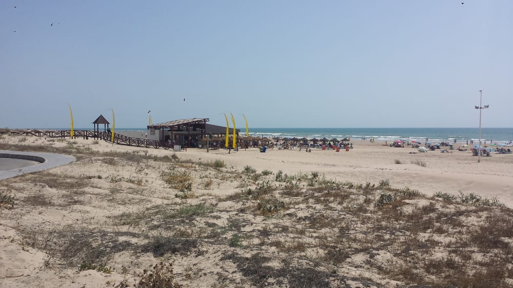 Nahu Beach: Av Vía Augusta Julia, 3, Cádiz, CA