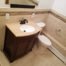 Photo Of Nj Tile Installers Kearny United States Modern Boarder With