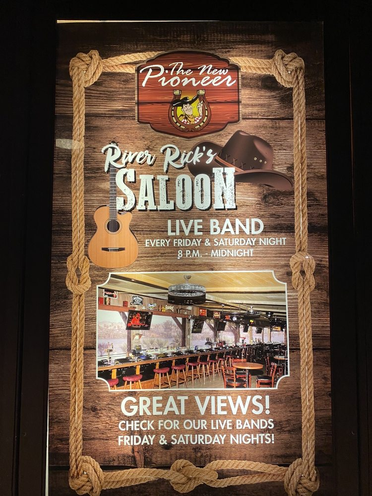River Rick's Saloon: 2200 S Casino Dr, Laughlin, NV