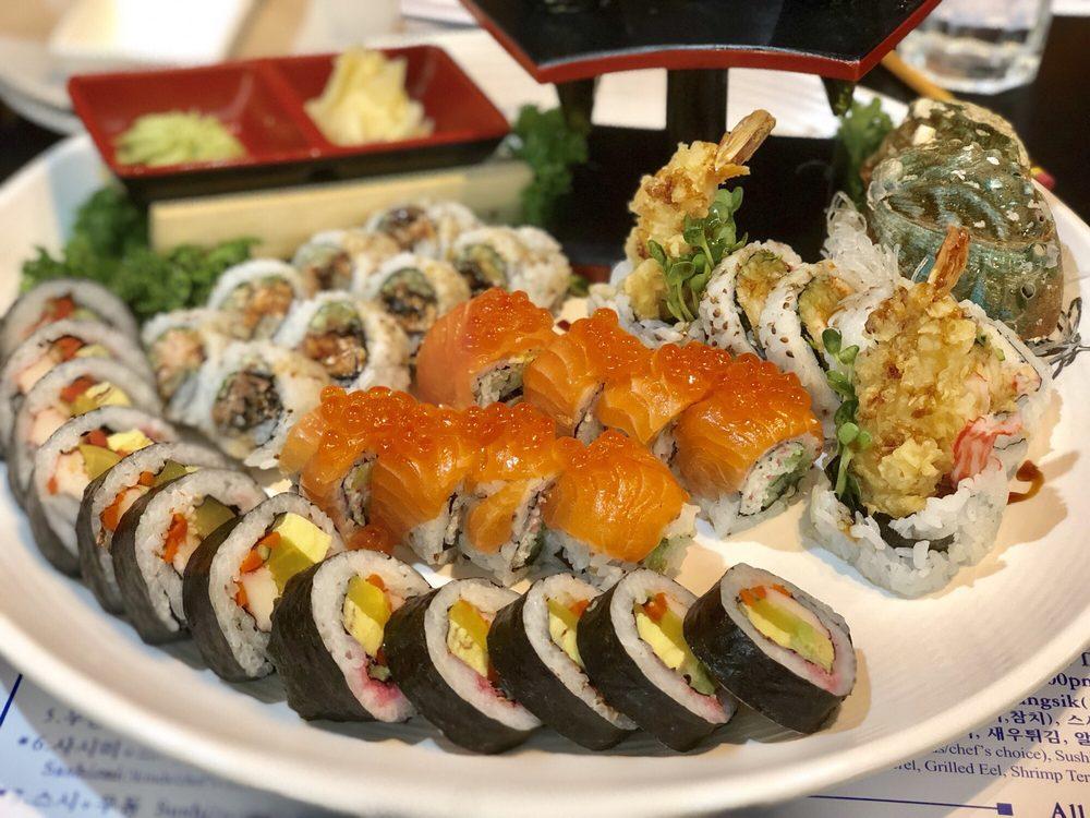 Kang Nam Japanese Restaurant: 5715 Buford Hwy NE, Atlanta, GA
