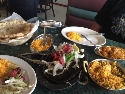 Indian Restaurants Near Amarillo Tx