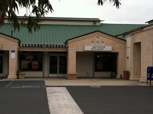 Subway Restaurants Lompoc Ca