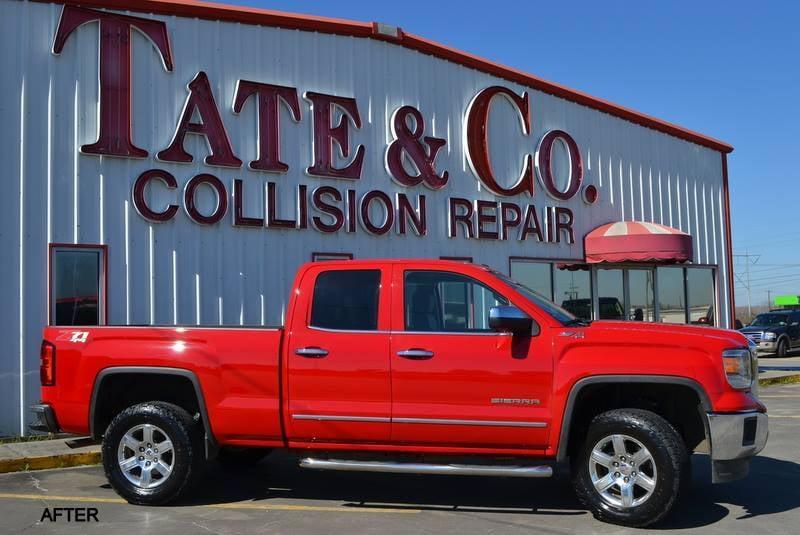 Tate & Company Collision Repair: 3483 Highway 69 N, Nederland, TX