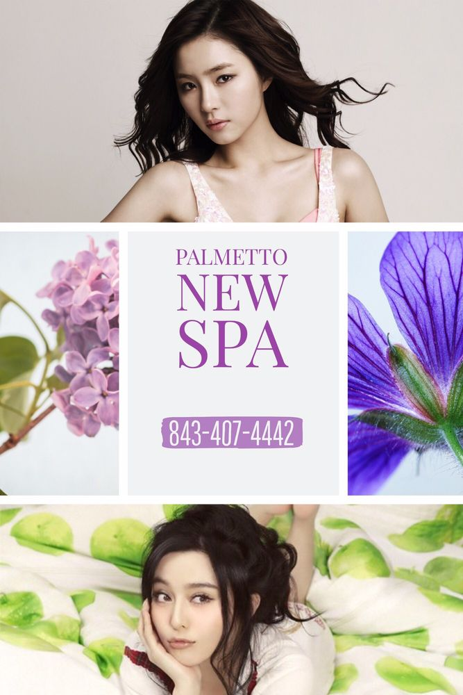 Palmetto New Spa - Asian Massage Spa: 1504 Heritage Ln, Florence, SC