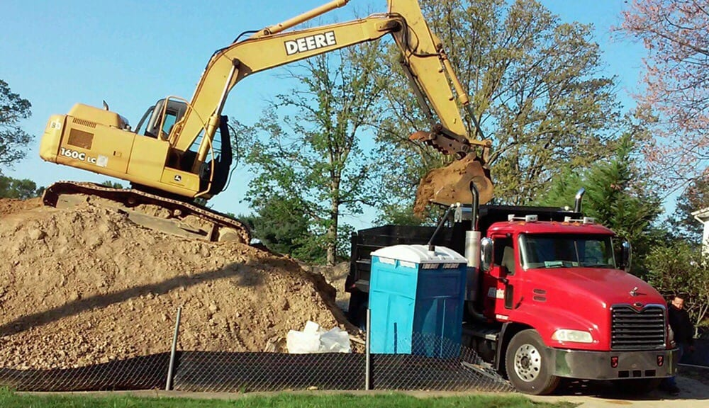 Residential excavation  Free fill dirt within 10 miles of