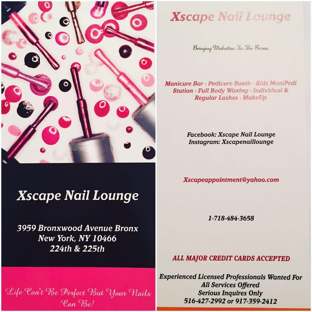 Xscape Nail Lounge - 17 Photos & 14 Reviews - Waxing - 3959 ...