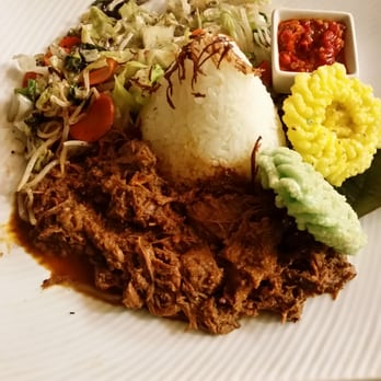 Photo Of Mayasari Indonesian Grill Greensburg In United States Beef Curry
