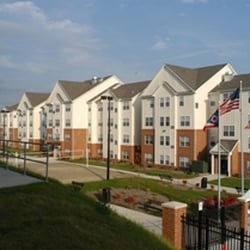 youngstown state university courtyard apartments
