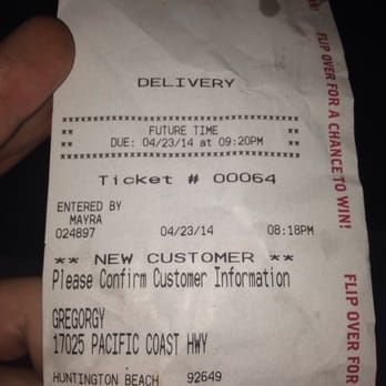 Pizza Hut Huntington Beach Ca
