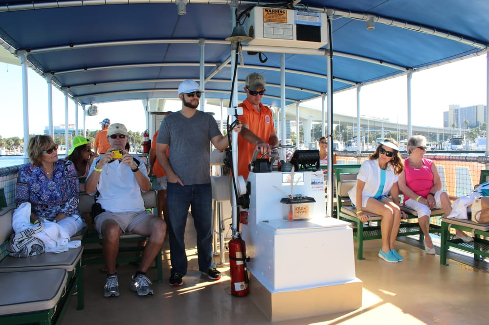 Clearwater Ferry: 100 Drew St, Clearwater, FL