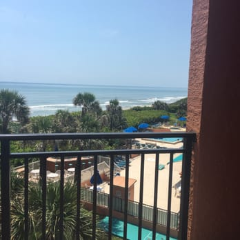 Photo Of Oceanique Resort Indian Harbour Beach Fl United States View From