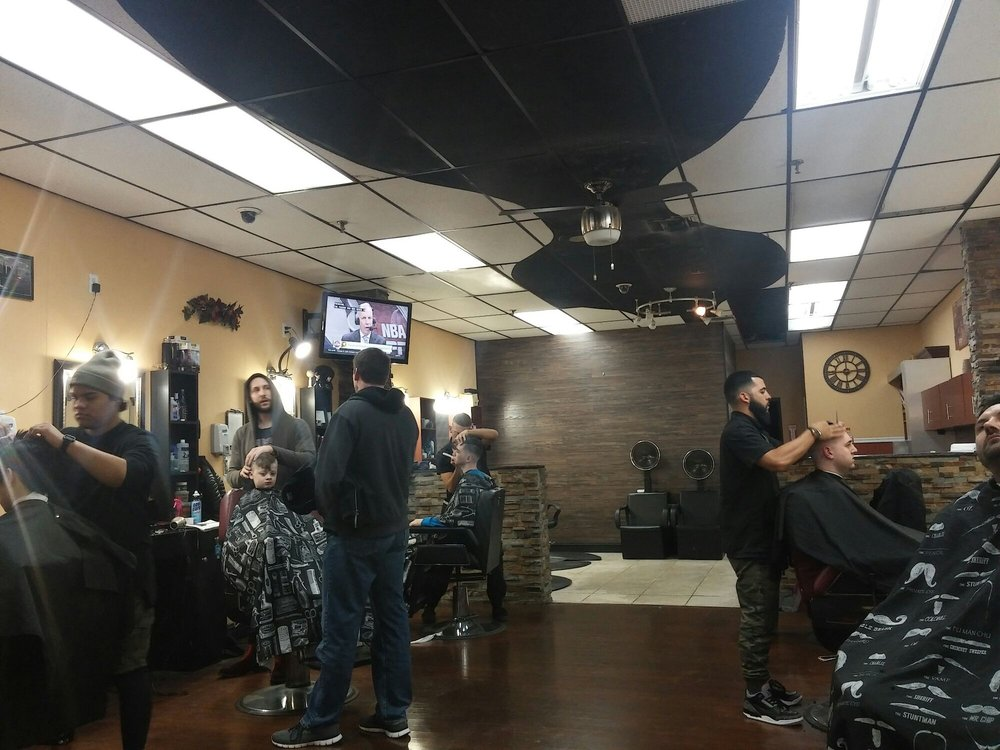 Greatest Barber Shop In The State Of New Jersey Real