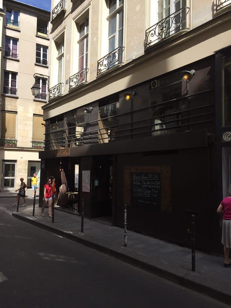 Cafe Italien Rue De France Nice