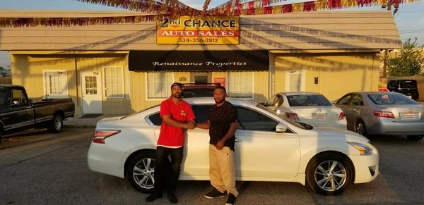 Second Chance Auto >> 2nd Chance Auto Sales 3045 Woodley Rd Montgomery Al Auto Dealers
