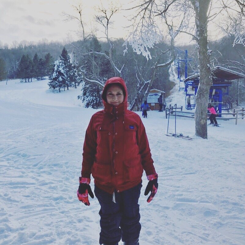 Huff Hills Ski Area: 5455 County Rd 80, Mandan, ND