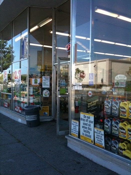 O'Reilly Auto Parts: 9989 San Pablo Ave, El Cerrito, CA