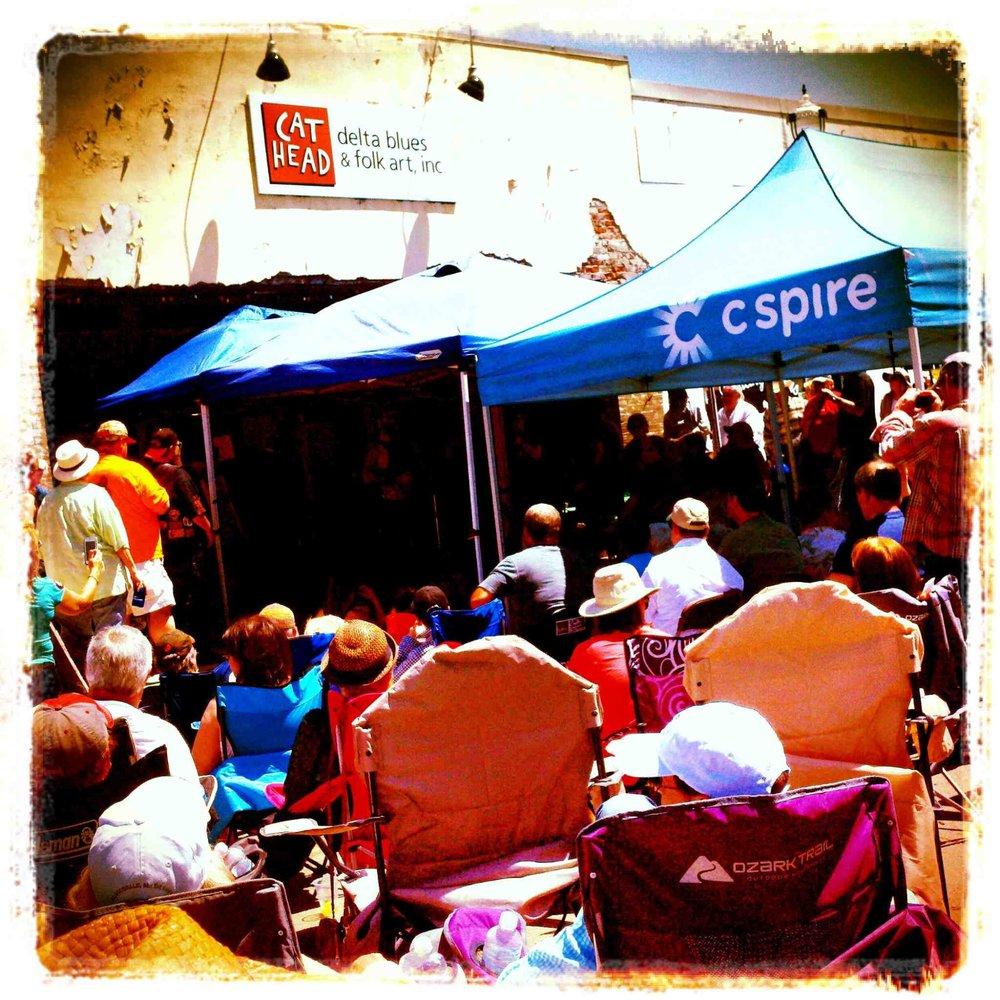 Cat Head Delta Blues and Folk Art: 252 Delta Ave, Clarksdale, MS