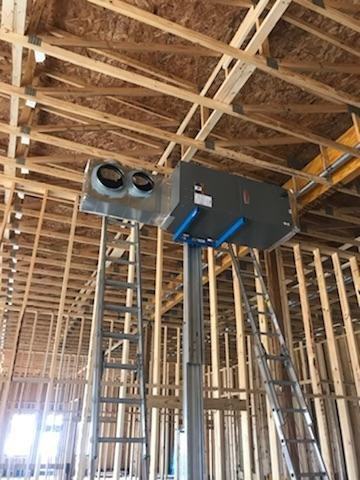 Mechanical Air Solutions: 539 Harber Crest Rd, Azle, TX