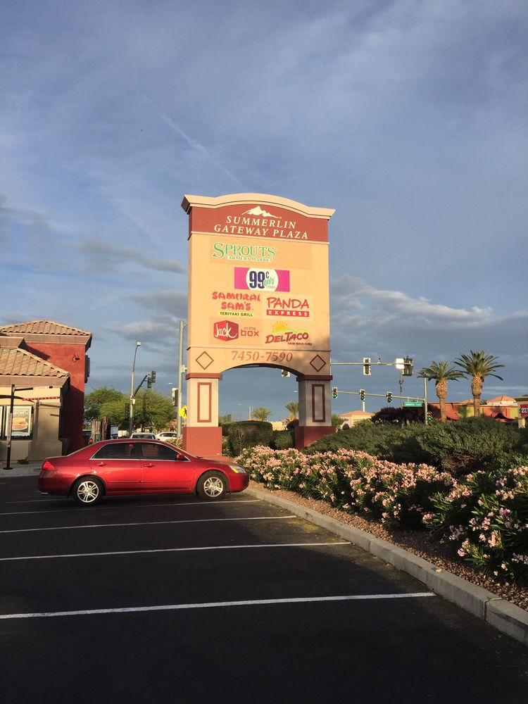 Summerlin Gateway Plaza: 7590 W Lake Mead Blvd, Las Vegas, NV