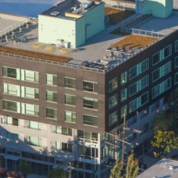 Photo Of Beryl Apartments   Seattle, WA, United States. Rooftop Deck  Visible.