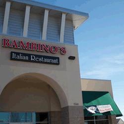 Photo Of Bambino S Italian Cafe Lawrence Ks United States