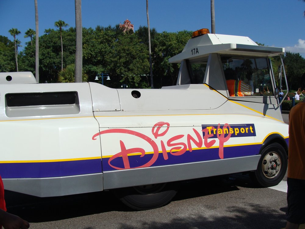 Disney's Hollywood Studios Tram Station