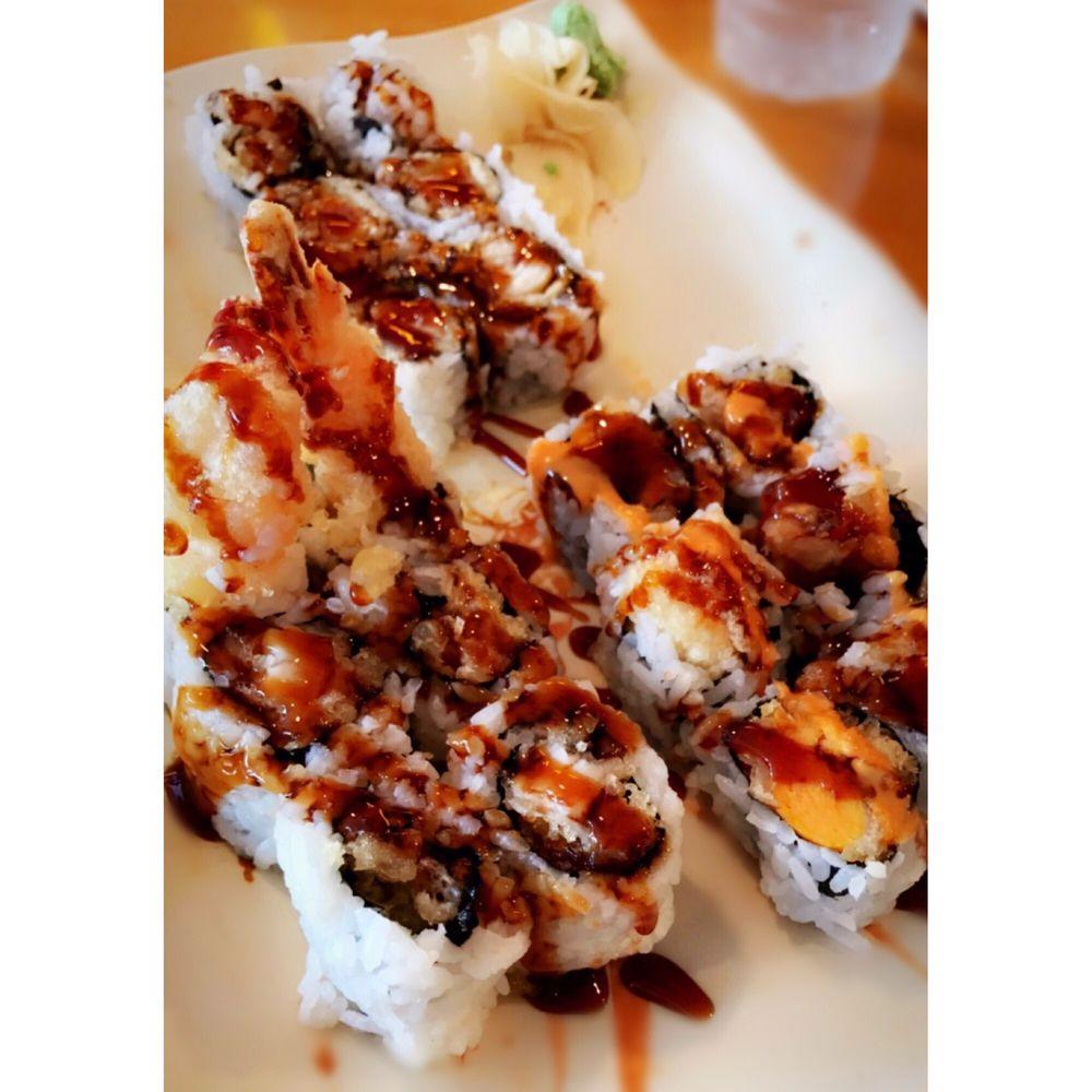 Oriental Sushi: 600-08 Portion Rd, Lake Ronkonkoma, NY