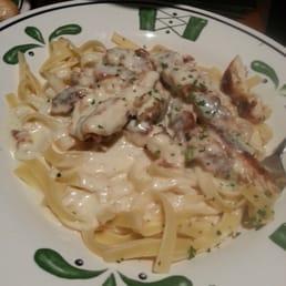 Photo Of Olive Garden Italian Restaurant   Allen, TX, United States.  Chicken Alfredo