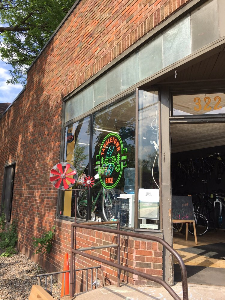 Bike Stores Mn : Tangletown bike shop reviews bikes w th st