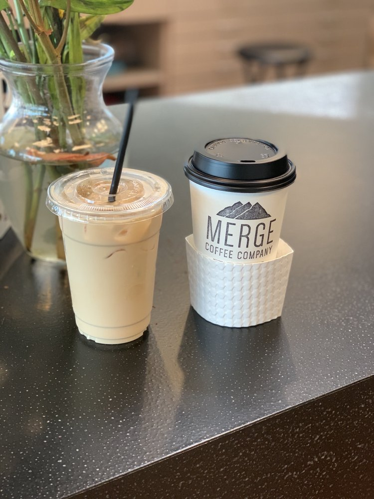 Social Spots from Merge Coffee Roasters