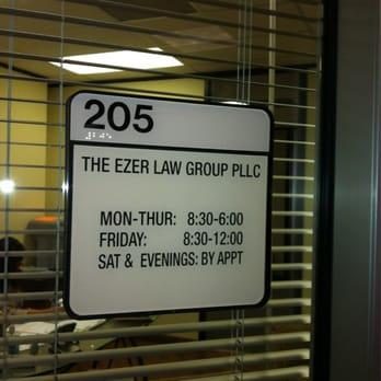 The Ezer Law Group - Immigration Law - 14450 Tc Jester Blvd ...