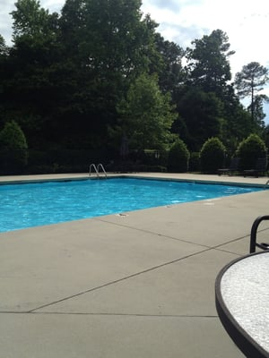 Devon Pool And Tennis Swimming Pools 5020 Wynneford Way Raleigh Nc United States Yelp