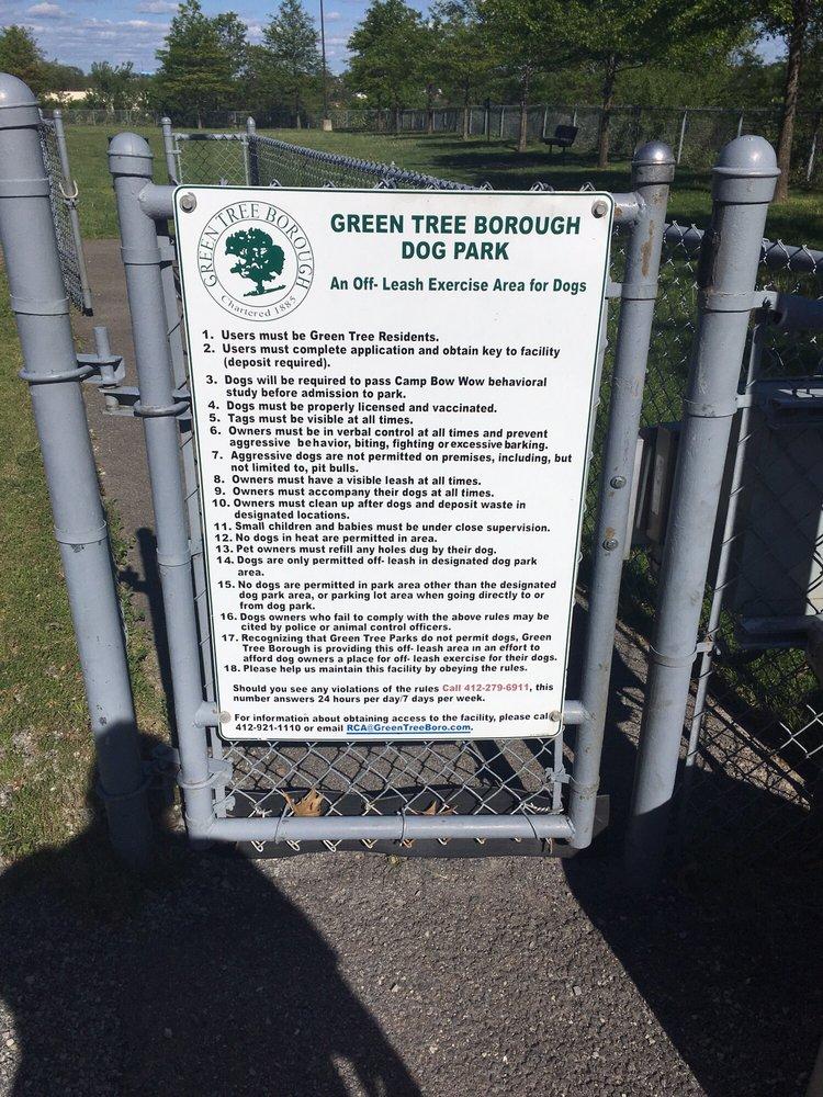 Green Tree Park: 905 Greentree Rd, Pittsburgh, PA