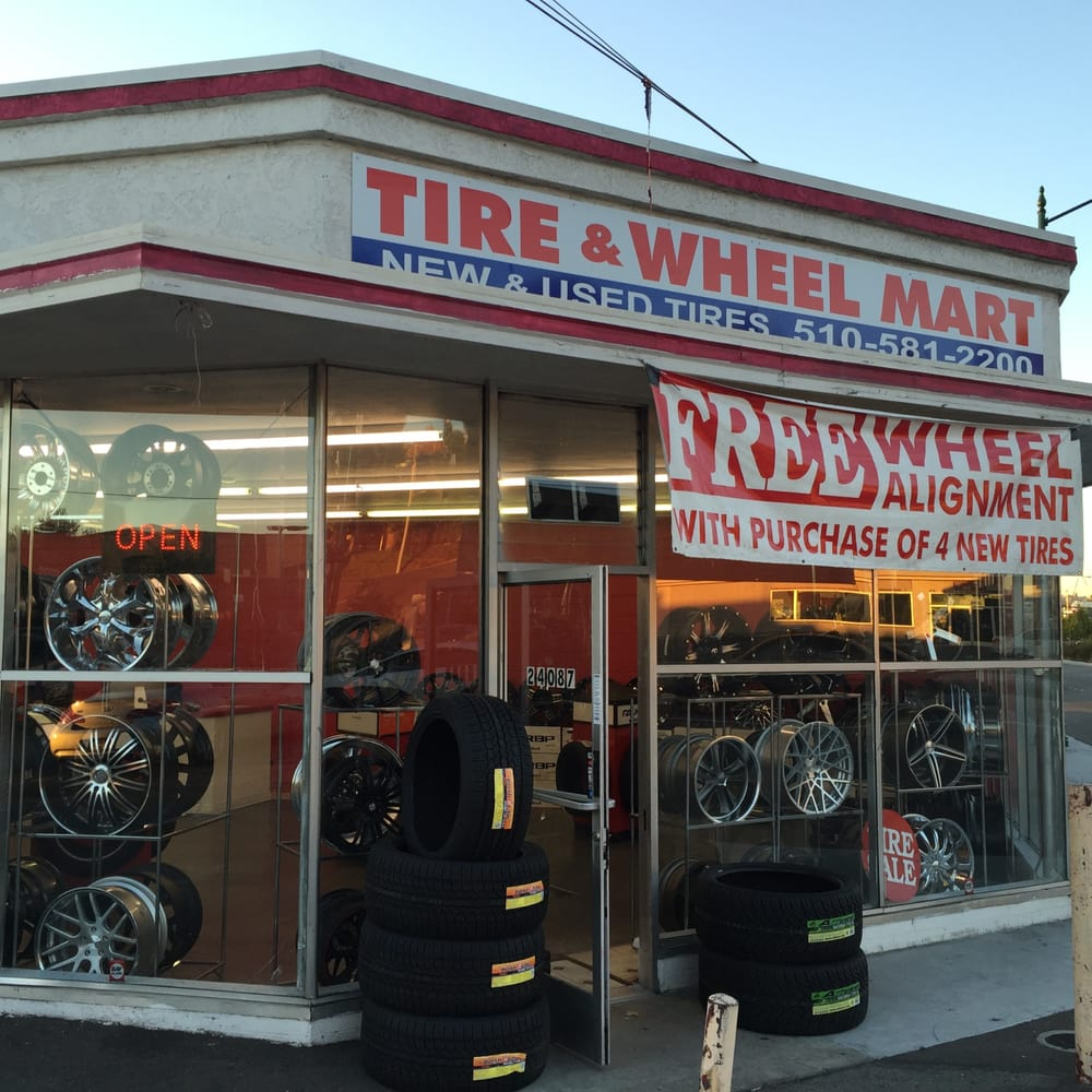 Tire And Wheel Mart 24087 Mission Blvd Hayward Ca 94544 510 581