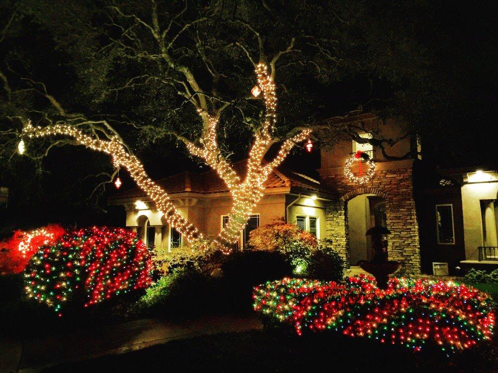 Santa's Lights: 7981 Marsala Ct, citrus heights, CA