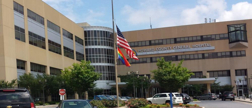 Howard County General Hospital 11 Photos Amp 74 Reviews