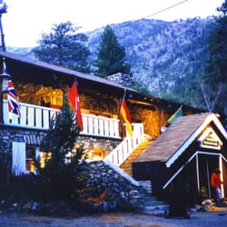 Photo Of The Snowcrest Lodge Mount Baldy Ca United States Moive Shots