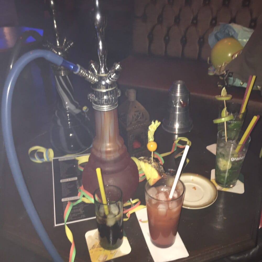 Hookah Bar Restaurant Near Me