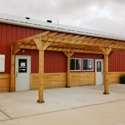 Photo of Adams County Motor Vehicle - Bennett, CO, United States. New building