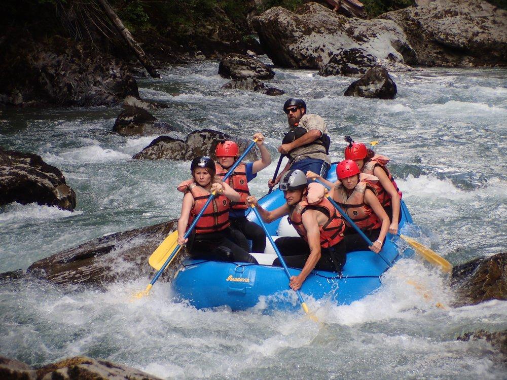 Wild and Scenic River Tours: 9961 Paystreak, Glacier, WA