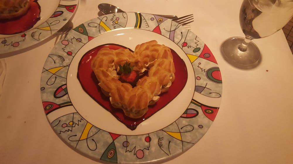 Yoshis Cafe Menu