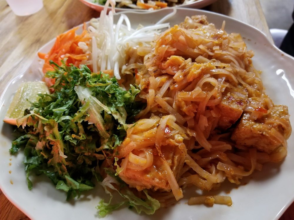 Pad Thai Kitchen Portland Or Menu