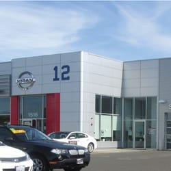 Wilson Motors Nissan Geschlossen Autohaus 1516 Iowa