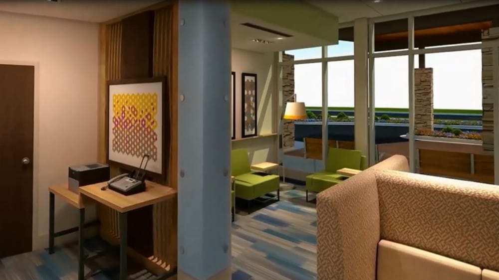 Holiday Inn Express & Suites Tulsa Ne - Claremore: 1400 W Country Club Rd, Claremore, OK