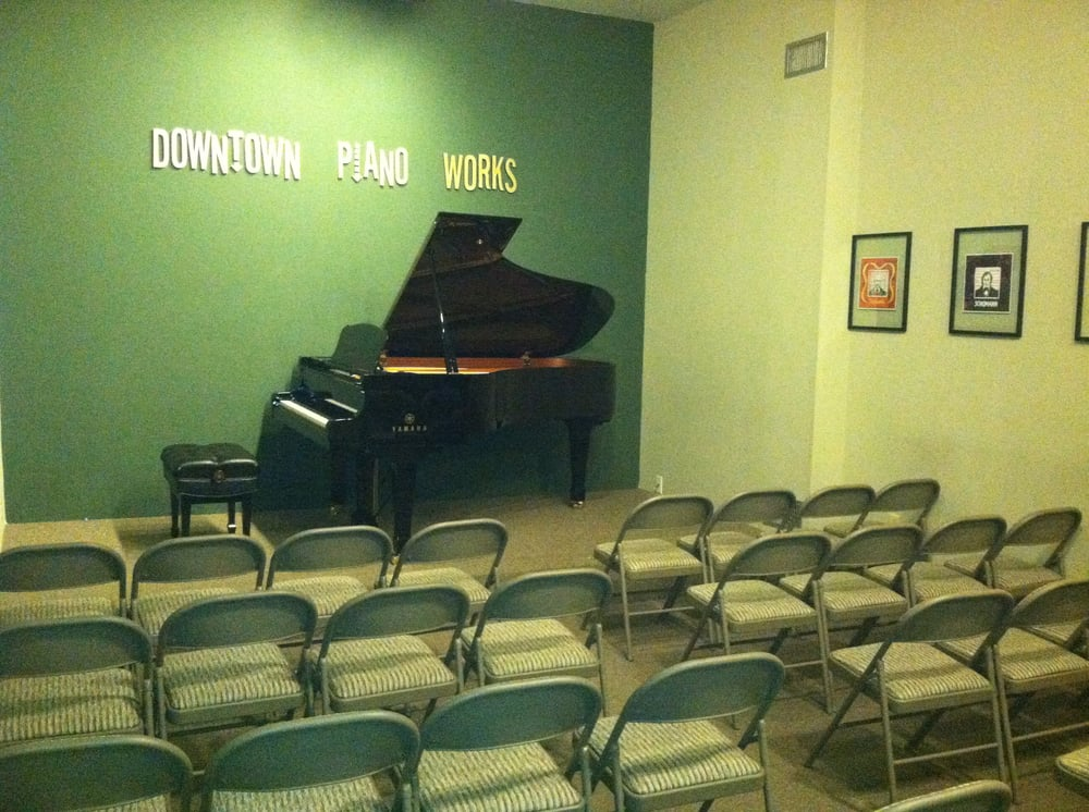 Downtown Piano Works