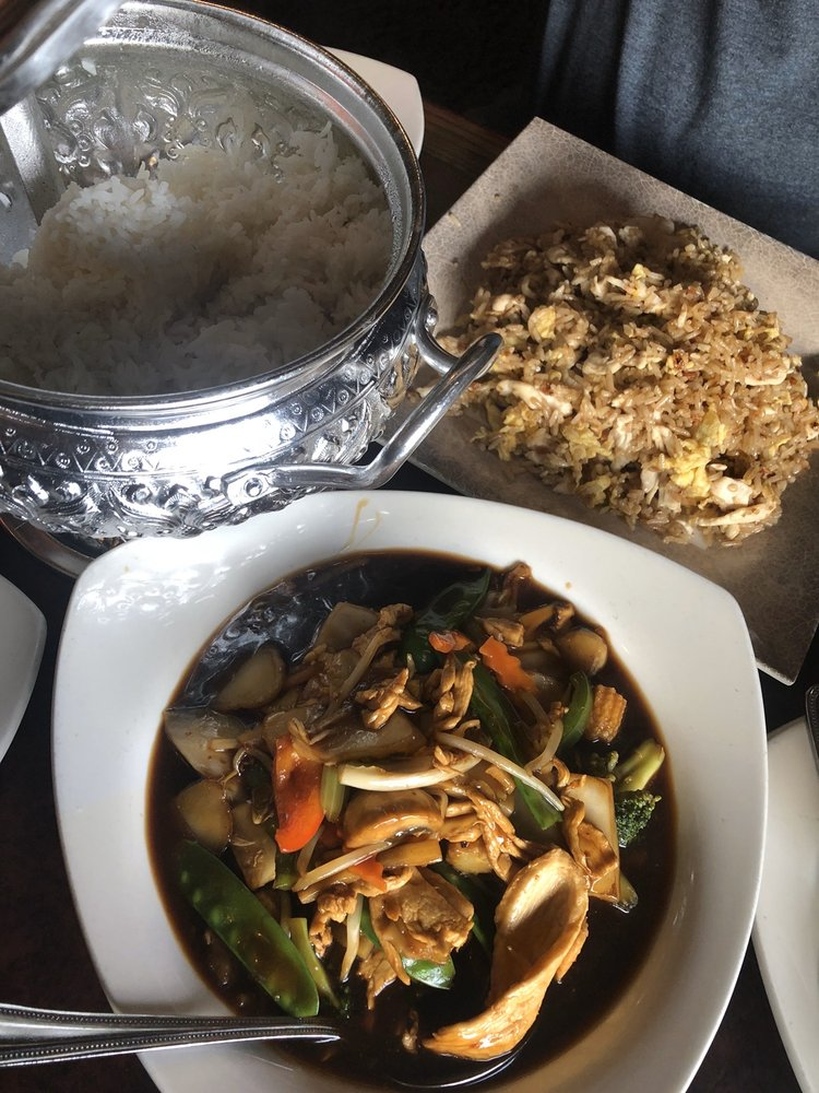 Food from Sukhothai
