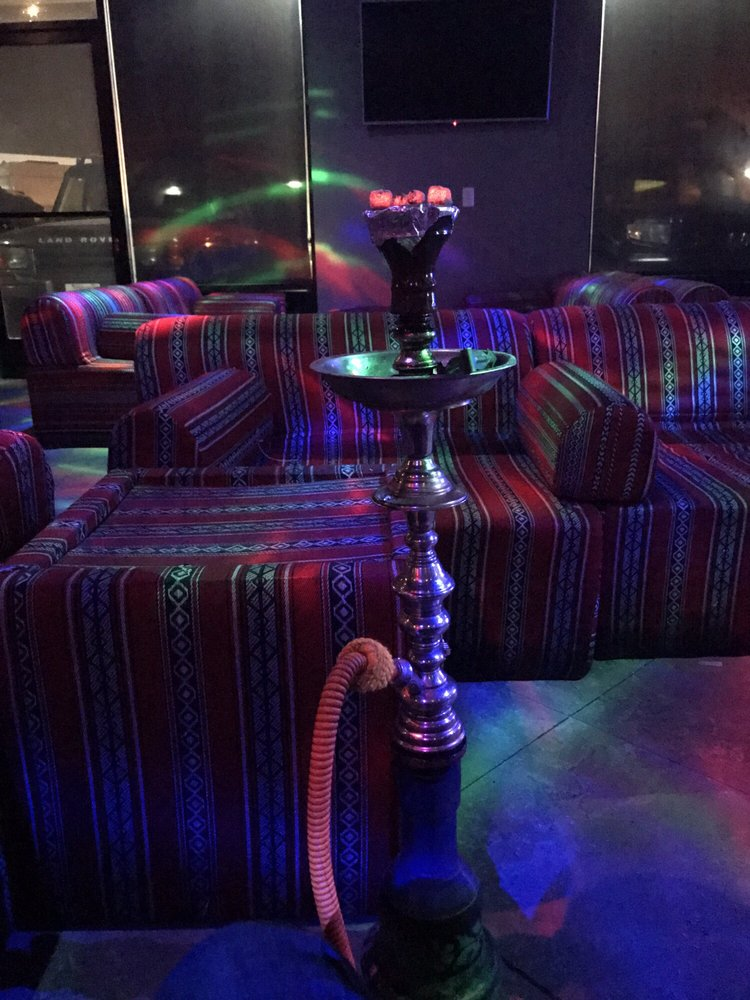 The Cave Hookah Lounge: 1112 N Brookhurst Ave, Anaheim, CA